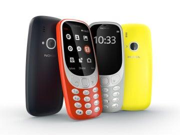Gama de los nuevos Nokia 3310