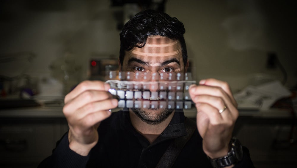 Nelson Sepúlveda, profesor asociado de Ingeniería Eléctrica e Informática de la MSU