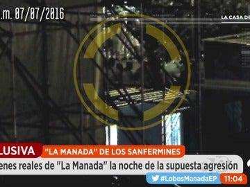 Frame 76.56 de: LaManada