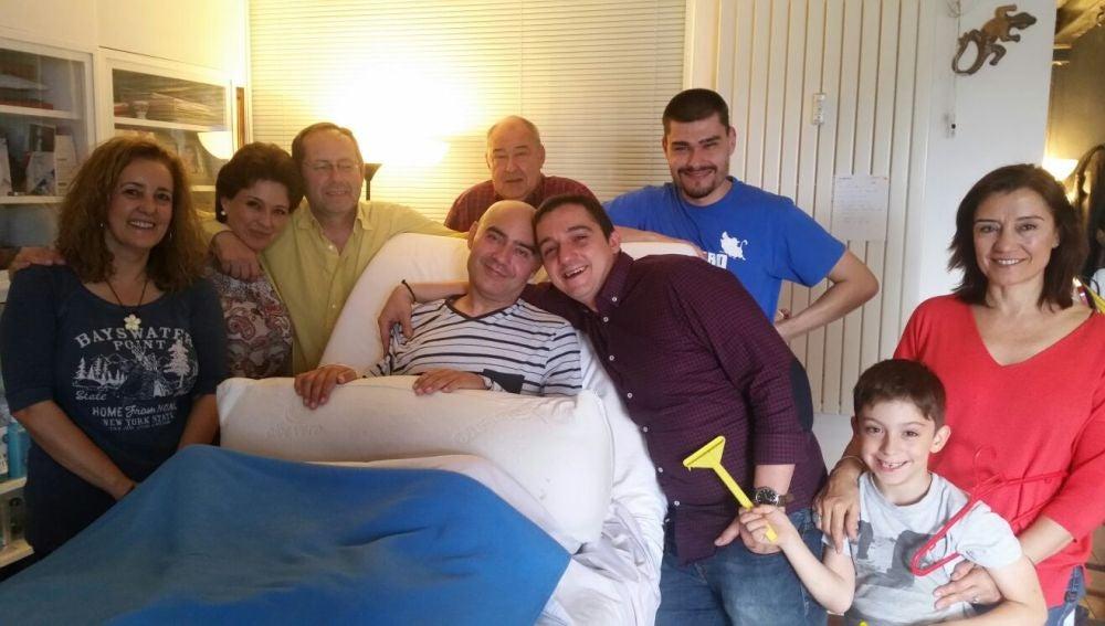 ANTENA 3 TV | La familia del fallecido con esclerosis denuncia el ...