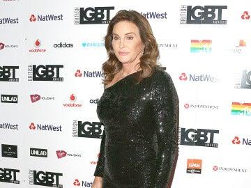 Caitlyn Jenner durante los British LGTB Awards