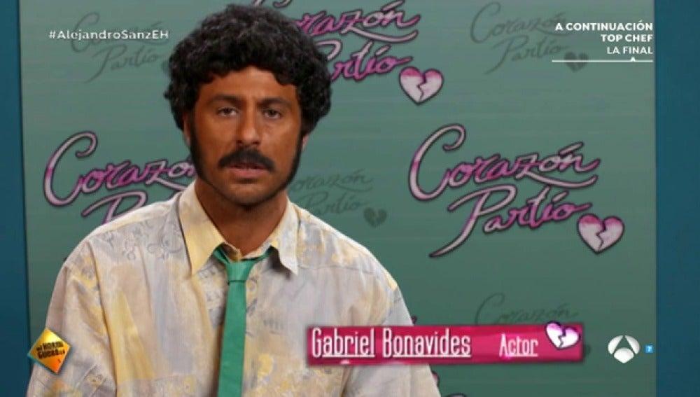 Frame 45.617142 de: Ernesto Sevilla versiona el tema 'Corazón Partío', de Alejandro Sanz