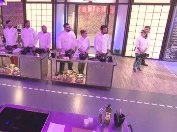 Los ayudantes de lujo con los que Rakel y Víctor contarán en la gran final de 'Top Chef'