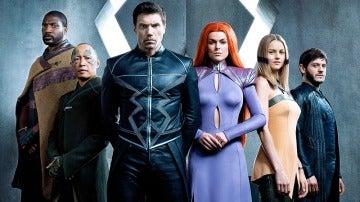 Primera imagen de 'Marvel's Inhumans'