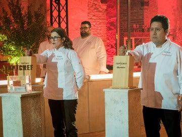 Víctor o Rakel, ya conocemos al ganador de la cuarta edición de 'Top Chef'