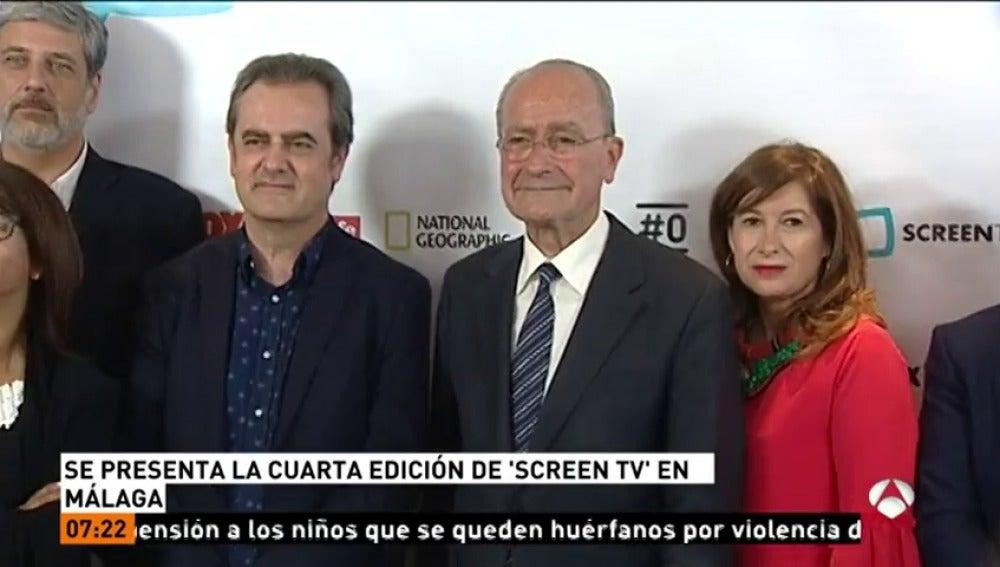 Frame 14.162793 de: Málaga se llena de la mejor ficción televisiva con el festival ScreenTV