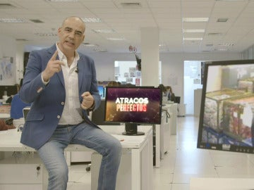 Nacho Abad revela la dureza tras el robo del depósito de seguridad de 'Securitas'