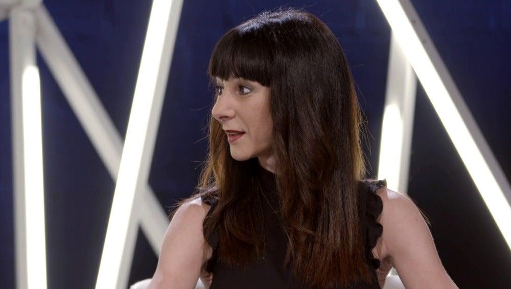 """Esther Martínez Lobato: """"Todos los personajes tienen sorpresas"""""""