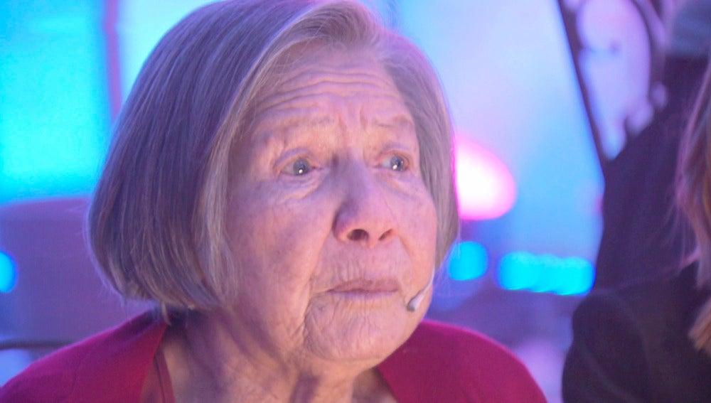 La anciana madre de Víctor viaja desde Perú para apoyar a su hijo en la gran final de 'Top Chef'