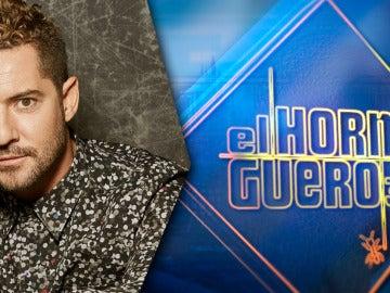 David Bisbal en 'El Hormiguero 3.0'