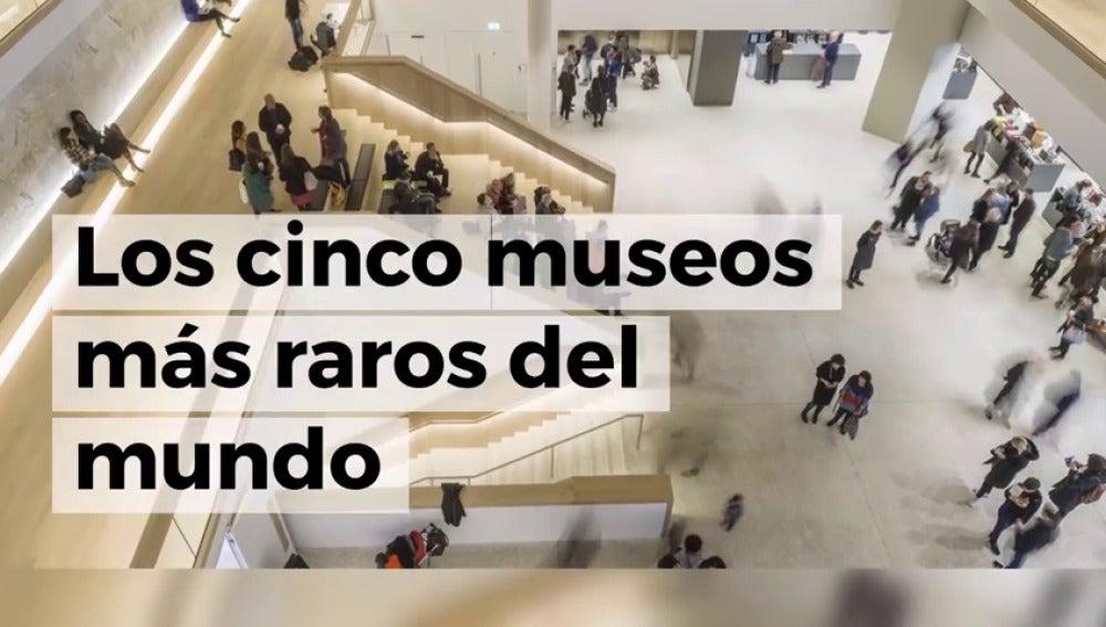 Frame 3.716525 de: Los cinco museos más raros del mundo