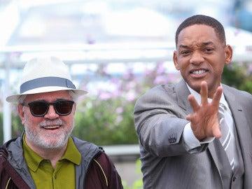 Pedro Almodóvar y Will Smith forman parte del jurado de Cannes
