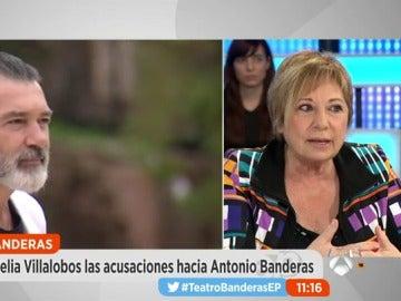 """Frame 22.305003 de:  Celia Villalobos, sobre los que se opusieron al proyecto de Banderas: """"Son unos mediocres"""""""