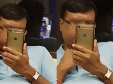 El hombre acusado de grabar a una mujer en Singapur