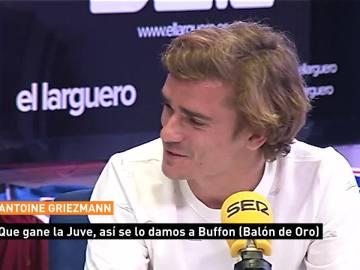 Griezmann, en 'El Larguero'