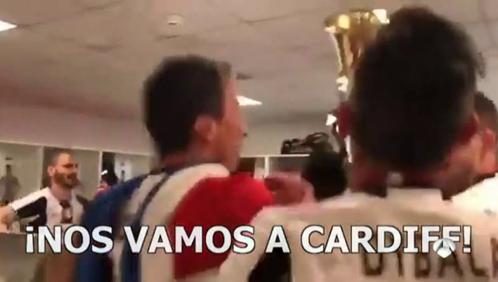 """Frame 12.668325 de: La conjura de la Juventus para la final de Champions: """"¡Andiamo a Cardiff!"""""""