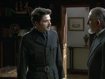 Eusebio Garrigues vuelve a Miel Amarga más decepcionado con su hijo