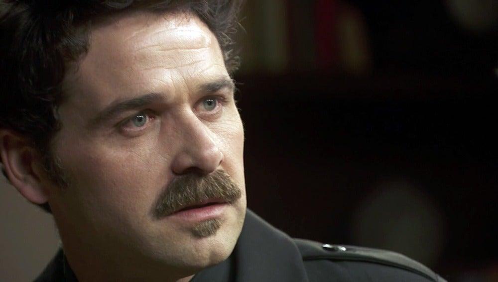 "Cristóbal Garrigues a su padre: ""El culpable es usted"""