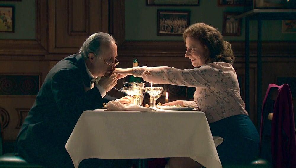 """El ardiente amor de Pelayo y Fuen: """"Vamos a estar juntos toda la vida"""""""