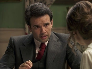 """Carmelo a Adela: """"Quiero vivir contigo"""""""