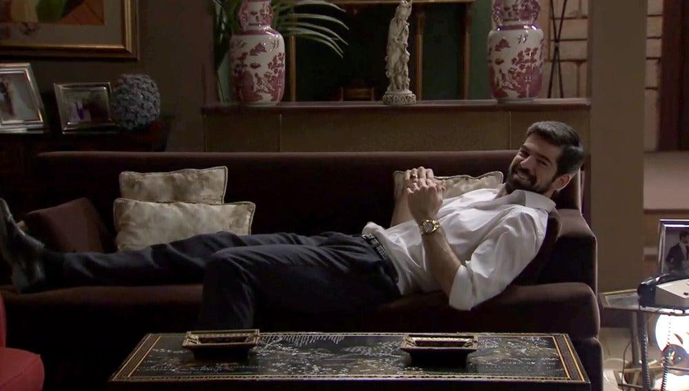 La lámpara que pudo acabar con la vida de Alonso