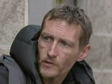 El mendigo que ayudó tras el atentado en Mánchester