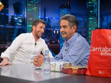 'El Hormiguero 3.0' busca al ligue de juventud de Miguel Ángel Revilla