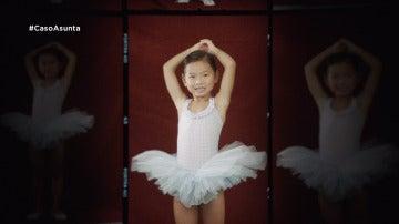 Asunta baila ballet.