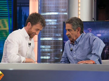 """Miguel Ángel Revilla: """"Estoy muy enfadado con Mariano Rajoy"""""""
