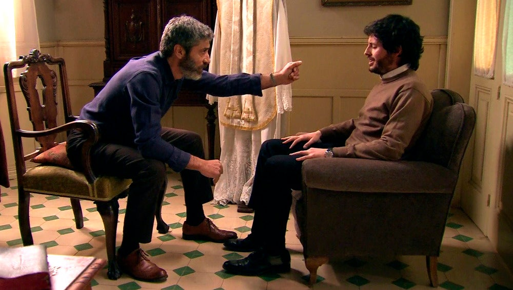 Jaime se atreve a buscar el origen de sus pesadillas a través de la hipnosis