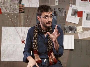Javier Gómez destripa los detalles de la elección de personajes de la banda de atracadores