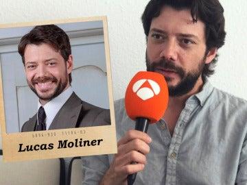 Álvaro Morte recuerda su paso por Puente Viejo y recibe un especial mensaje de sus compañeros