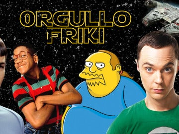 Día del Orgullo Friki en la televisión