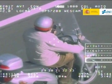 Frame 31.481497 de: La última semana especial de vigilancia de tráfico se salda con 25.000 conductores sancionados
