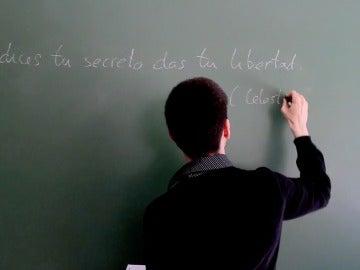 Un profesor