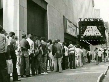 La primera película de Star Wars cumple 40 años