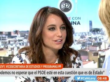 """Frame 763.929812 de: Levy, sobre el referéndum catalán:""""El Gobierno de España llevará a cabo desde la proporcionalidad todo aquello que sea necesario"""""""