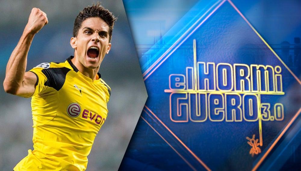El futbolista Marc Bartra visitará 'El Hormiguero 3.0' el martes