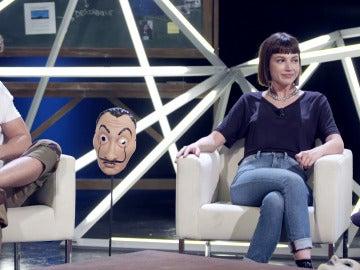 """Úrsula Corberó al descubrir su personaje en 'La casa de papel': """"Ya era hora de que una tía se enamore de un chico jovencito"""""""