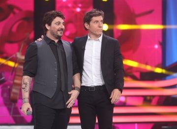 """Àngel Llàcer a David Moreno: """"La humildad de tu interpretación me ha emocionado"""""""