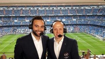 Antonio Esteva y Marcos López