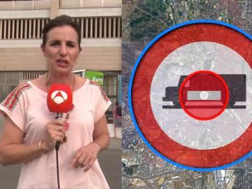 Máxima seguridad en el Vicente Calderón con motivo de la final de Copa