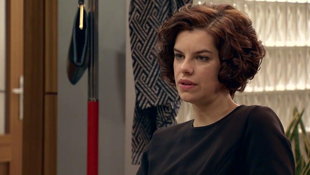 Marta pide a su madre que esté pendiente de Ana María