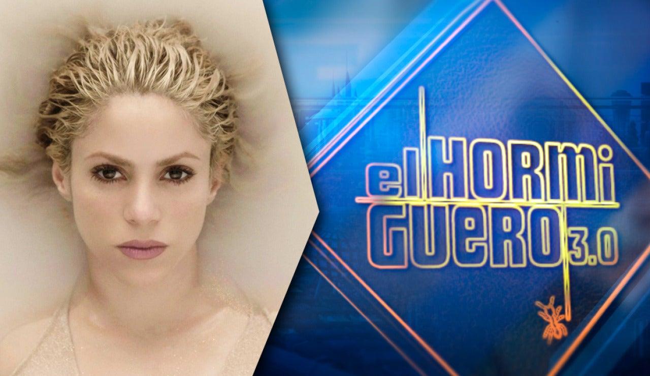 Shakira visitará a Pablo Motos en 'El Hormiguero 3.0' el lunes 29 de mayo