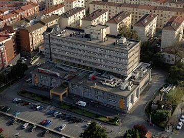 El hospital San Eloy