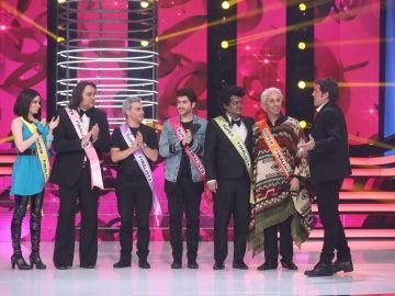 Los seis súper finalistas que lucharán por ganar 'Tu cara no me suena todavía'
