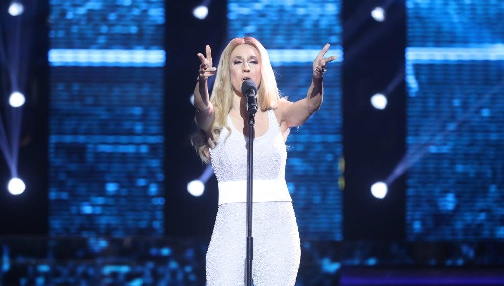 Paula Domínguez entrega el alma con 'The Reason' en la piel de Céline Dion