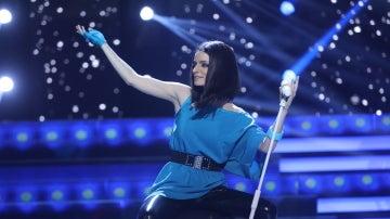 Patricia Aguilar no puede dividirse 'Entre tú y mil mares' como Laura Pausini
