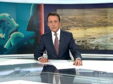 Matías Prats, su chiste más galáctico sobre 'Star Wars'