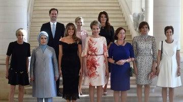 Lo fotografía que ha provocado las críticas a la Casa Blanca